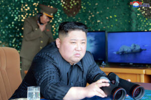 Τον χαβά της η Βόρεια Κορέα! Πραγματοποίησε και πάλι δοκιμές πυραύλων