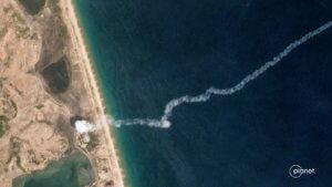 Η Βόρεια Κορέα εκτόξευσε δύο μικρού βεληνεκούς πυραύλους!