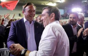 Ευρωεκλογές 2019: Η πρώτη δήλωση του Πέτρου Κόκκαλη μετά την εκλογή του με τον ΣΥΡΙΖΑ