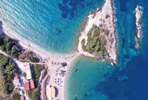 Σάμος: Κοκκάρι, η παραδεισένια παραλία