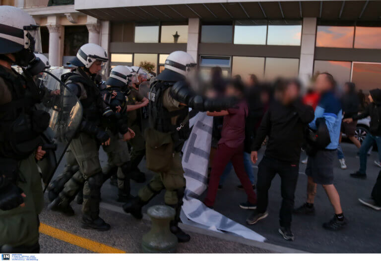 Θεσσαλονίκη: Έξι συλλήψεις στο περιθώριο της ομιλίας Τσίπρα!