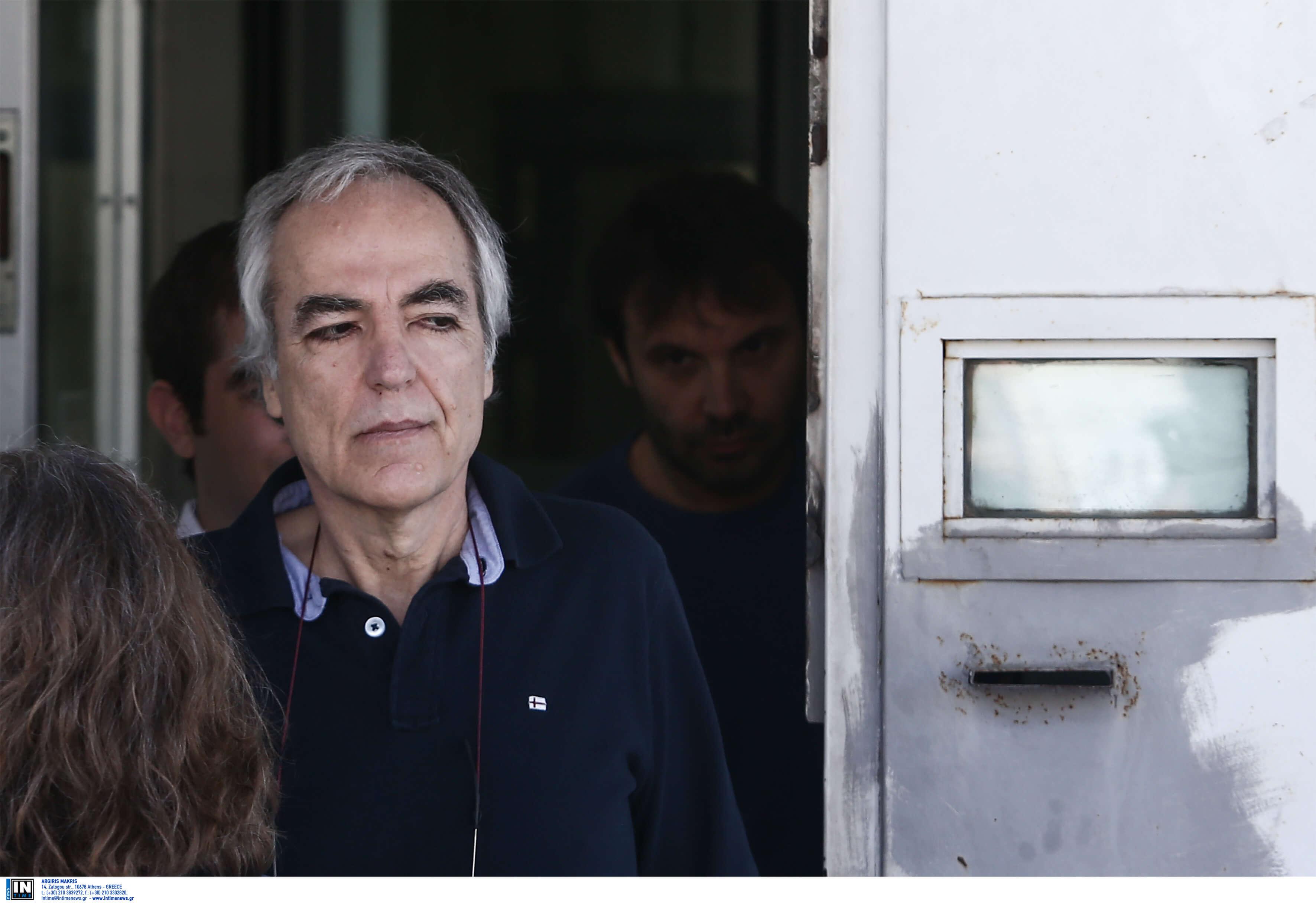 Ηγετικό στέλεχος Ρουβίκωνα για δικαστές: Μην ανησυχείτε, δεν θα πυροβολήσουμε κανέναν