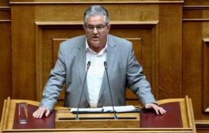 Κουτσούμπας: Ο λαός να καταψηφίσει συνολικά την κυβέρνηση και την πολιτική της