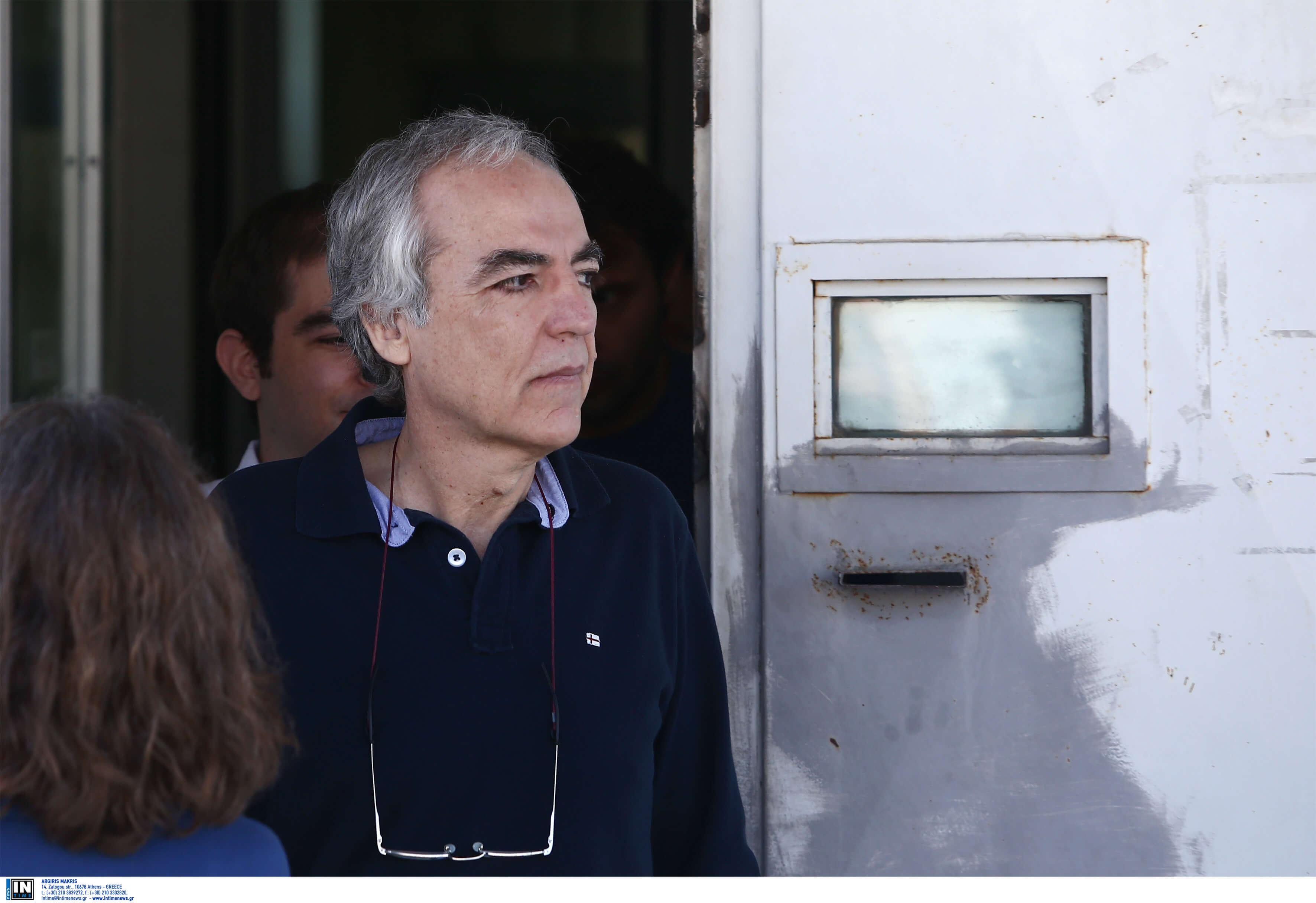 Δημήτρης Κουφοντίνας: Η εισαγγελέας εισηγείται την απόρριψη του αιτήματος για αποφυλάκιση