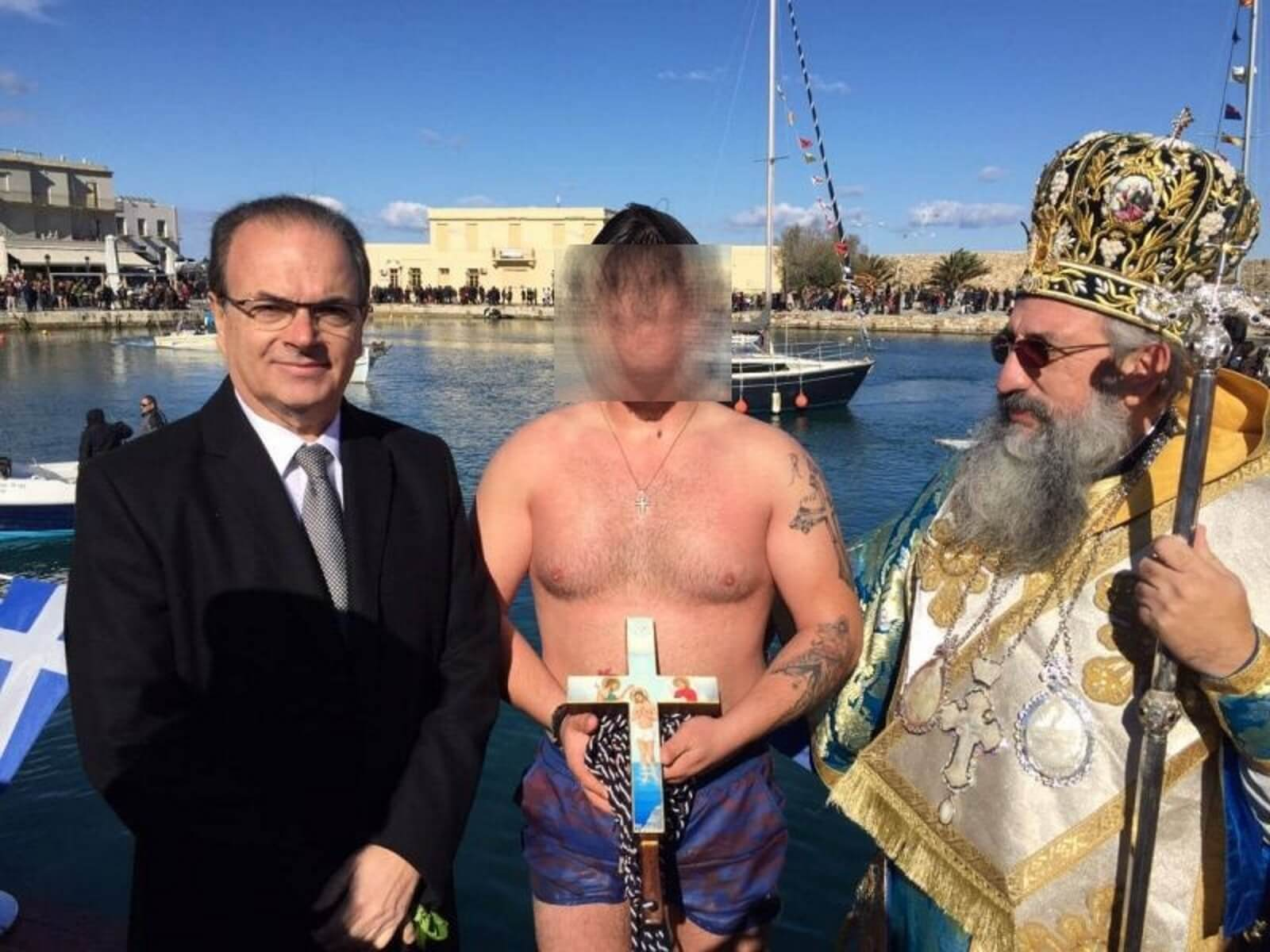 Τραγικό παιχνίδι της μοίρας! Είχε πιάσει το Σταυρό ο νεαρός που σκοτώθηκε στην Κρήτη