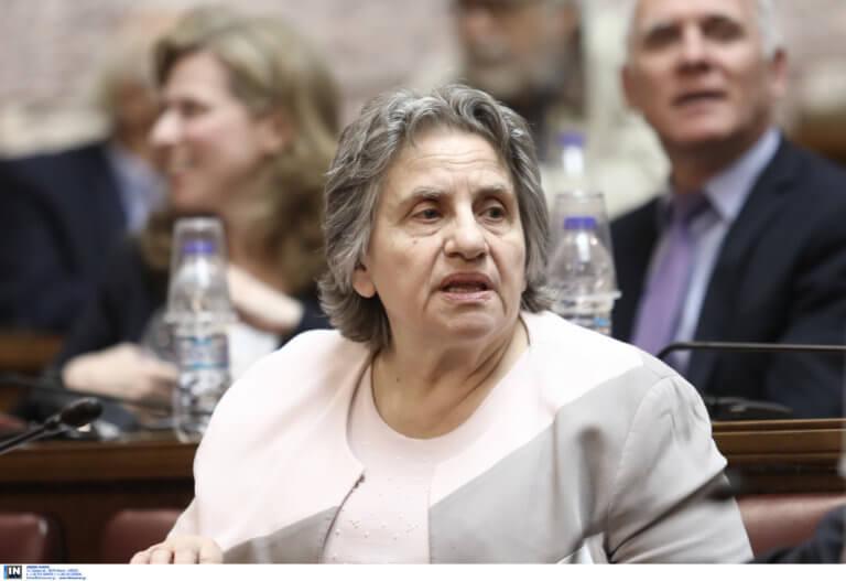 Στηρίζει την Ξένη Δημητρίου η Ένωση Εισαγγελέων για την άδεια Κουφοντίνα