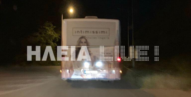 Θρίλερ με ομηρεία οδηγού ΚΤΕΛ στη Ζαχάρω – Οι κινήσεις που του έσωσαν τη ζωή