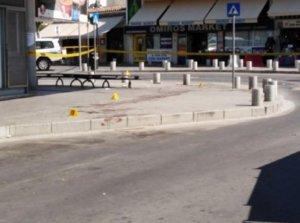 Άγρια συμπλοκή με ένα νεκρό στη Λευκωσία! Γέμισε αίματα η πλατεία Σολωμού