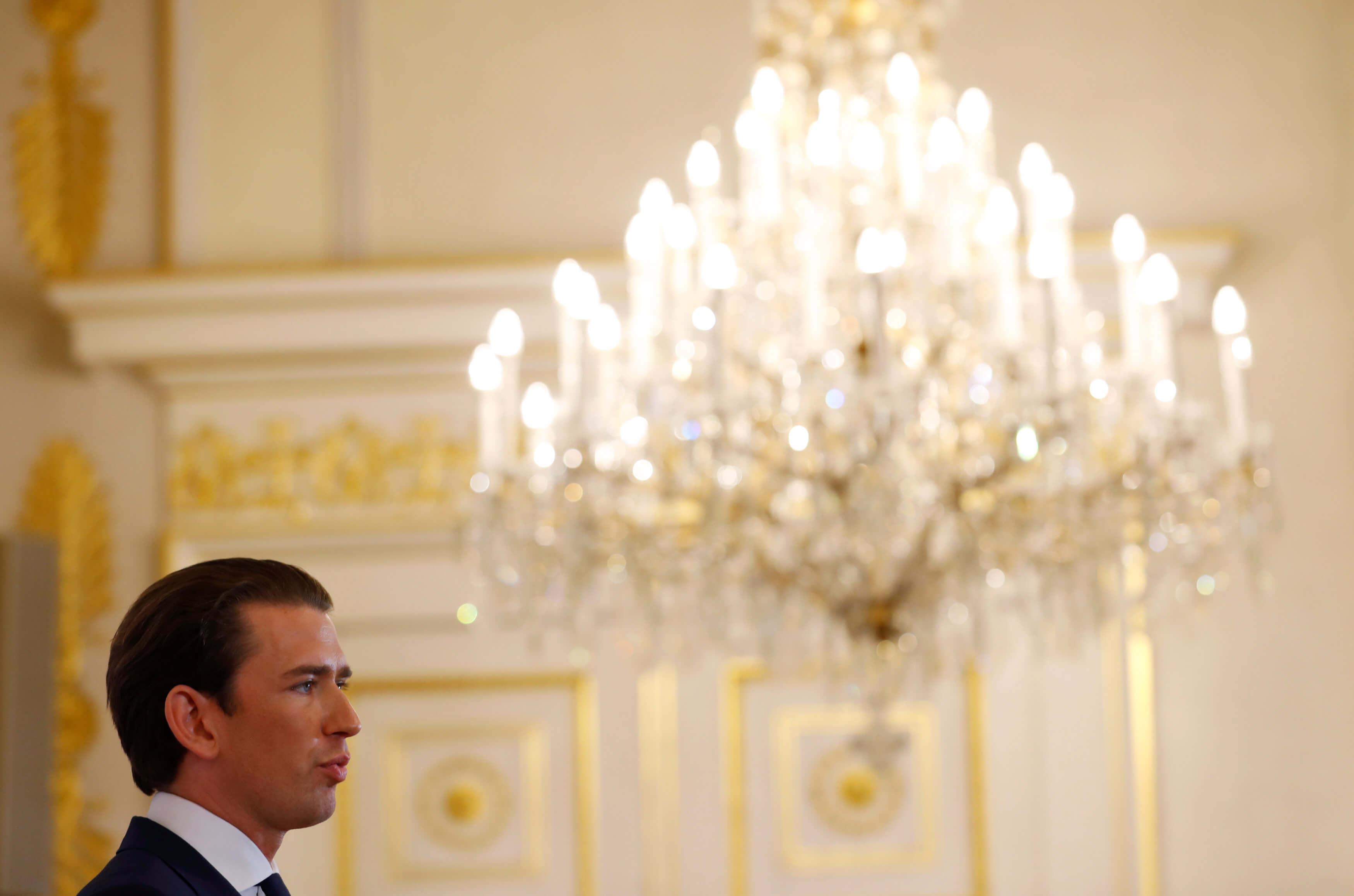 Αυστρία: Θα στηρίξει πρόταση μομφής κατά του Κουρτς το FPO