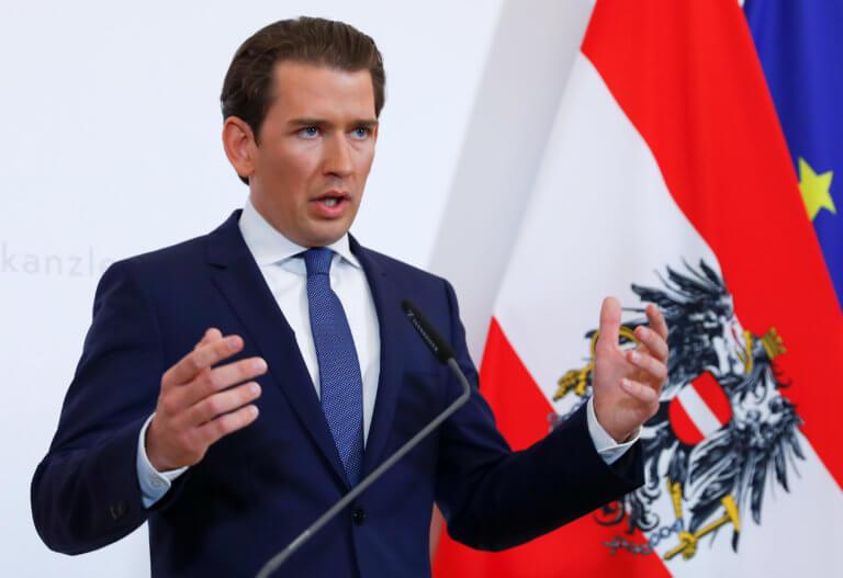 Σκάνδαλο Αυστρία: Για αντισημιτισμό κατηγορείται ο καγκελάριος Κουρτς