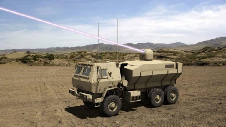 Μπαίνει για τα καλά το laser στις υπηρεσίες του Αμερικανικού Στρατού