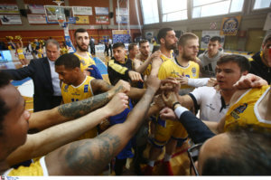 Στη Basket League παραμένει το Λαύριο! Αγόρασε το ΑΦΜ της Κύμης