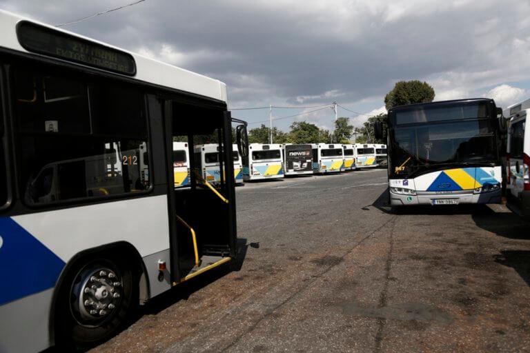 Λεωφορεία: Νέες καθυστερήσεις και ταλαιπωρία χιλιάδων επιβατών!