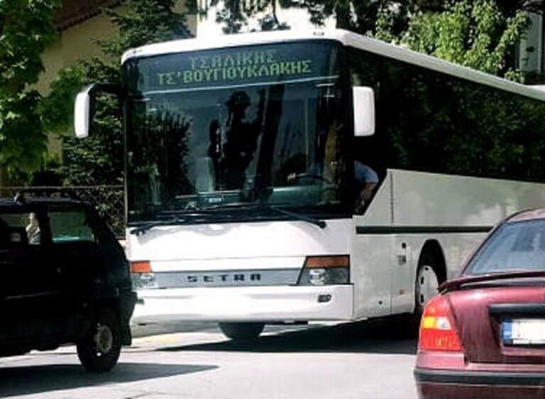 Κοζάνη: Τους «κούφανε» ο οδηγός του λεωφορείου – Η απόφαση που τον έκανε θέμα συζήτησης [pics]