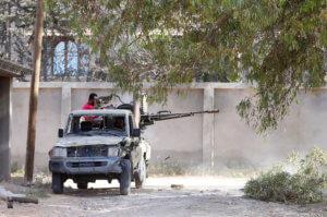 """Λιβύη: Η Τρίπολη ελέγχεται από """"εξτρεμιστές"""" δηλώνουν τα ΗΑΕ"""