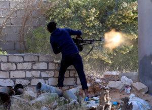 Λιβύη: Τους 376 έφτασαν οι νεκροί από τις συγκρούσεις στην Τρίπολη [pics]