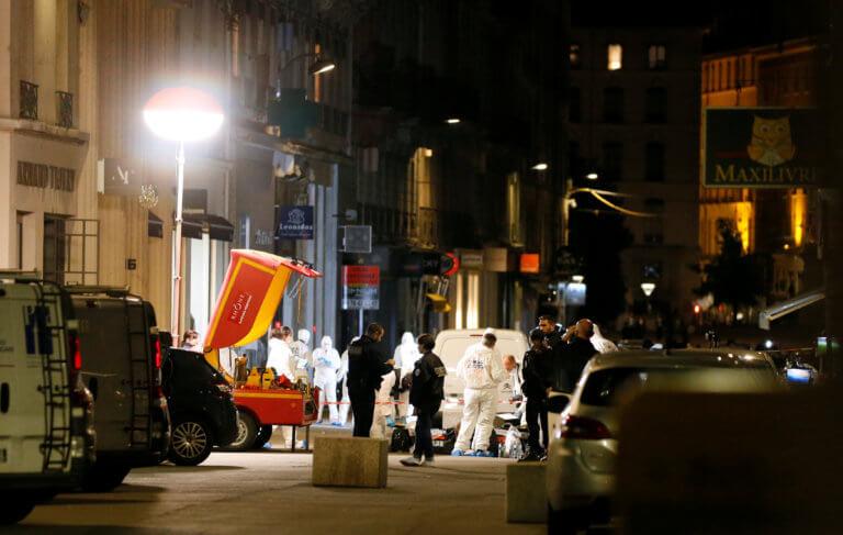 Γαλλία: Δύο ύποπτοι συνελήφθησαν για την έκρηξη στη Λιόν