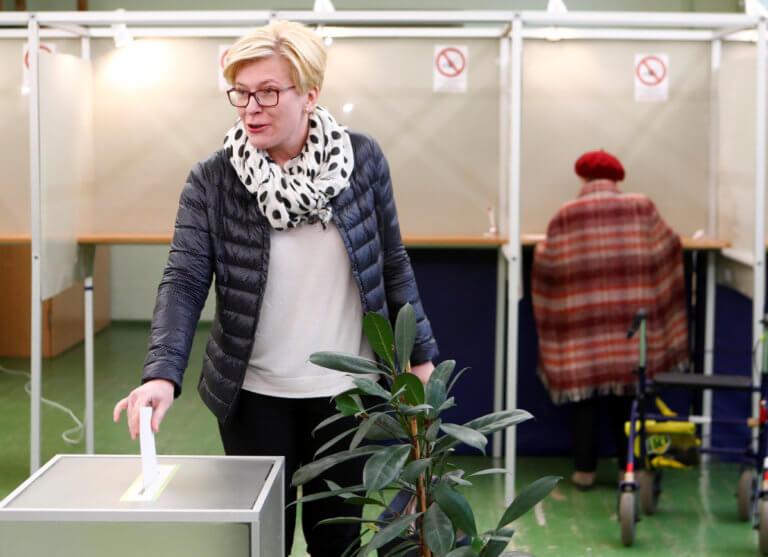 Λιθουανία: Εκλογές για την ανάδειξη νέου προέδρου