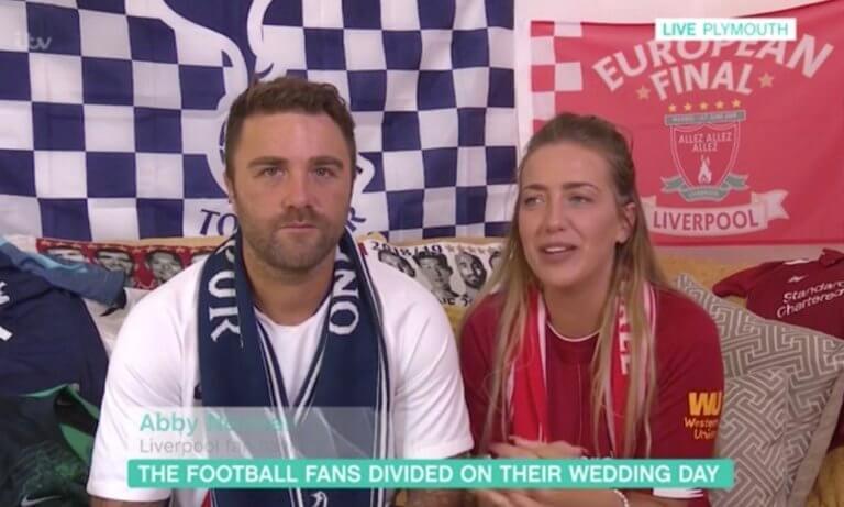 Τελικός Champions League: Δεξίωση γάμου με Τότεναμ – Λίβερπουλ