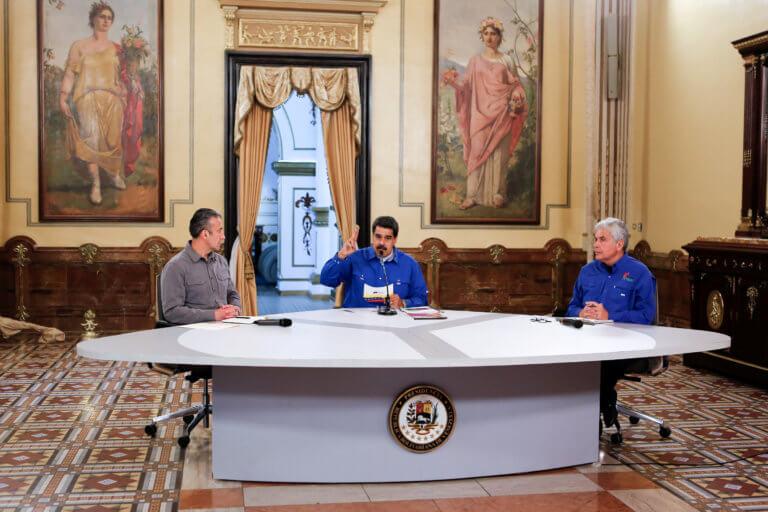 Βενεζουέλα: Μυστικές διαπραγματεύσεις κυβέρνησης – αντιπολίτευσης στο Όσλο