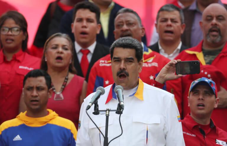 Βενεζουέλα: Πρώτο «τετ-α-τετ» Μαδούρο – Γκουαϊδό στο Όσλο