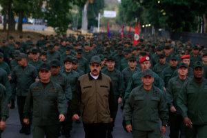 Βενεζουέλα: Ο Μαδούρο κάλεσε το στρατό σε ετοιμότητα αν οι ΗΠΑ επιχειρήσουν εισβολή