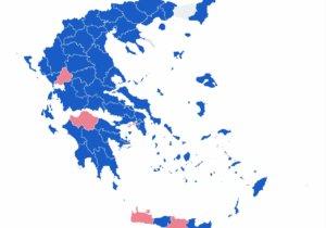 Ευρωεκλογές 2019: Χάνει όλες τις μονοεδρικές περιφέρειες ο Αλέξης Τσίπρας