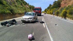 Τραγωδία! Και δεύτερος νεκρός στο τροχαίο με τις μηχανές στην Κρήτη