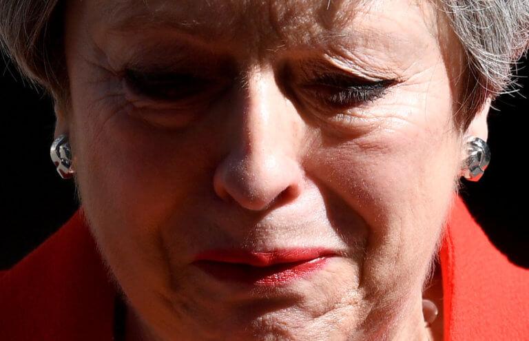 Τι είπαν για τα κλάματα της Μέι οι υποψήφιοι… διάδοχοί της!