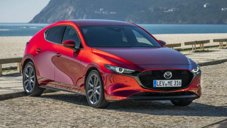 Νέο Mazda3: 20-30% μικρότερη κατανάλωση με τον κινητήρα Skyactiv-X