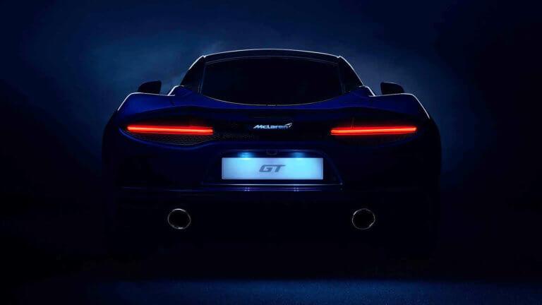 Η McLaren GT αποκαλύπτεται σταδιακά [vid]