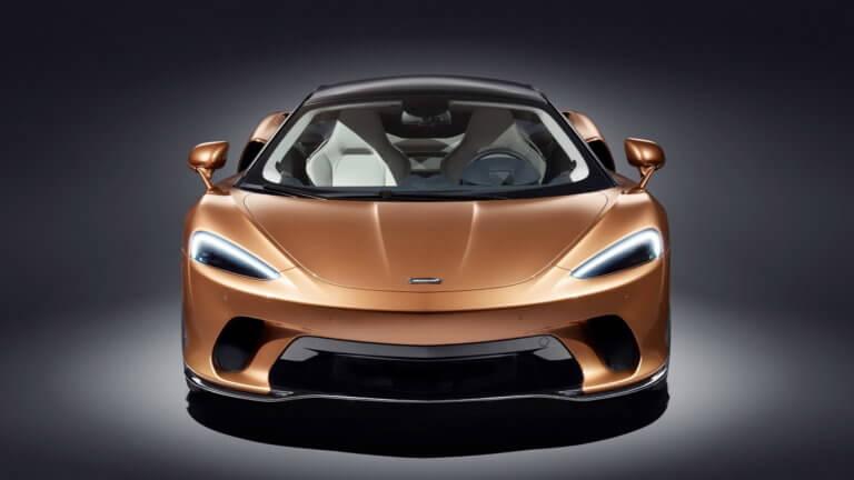 Αυτό είναι το νέο μοντέλο δρόμου της McLaren [vid]