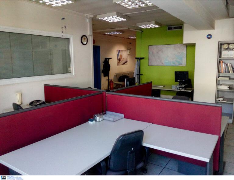 Θεσσαλονίκη: Έκλεισαν οριστικά τα γραφεία του Mega Channel – Εικόνες που σηματοδοτούν το τέλος εποχής [pics]