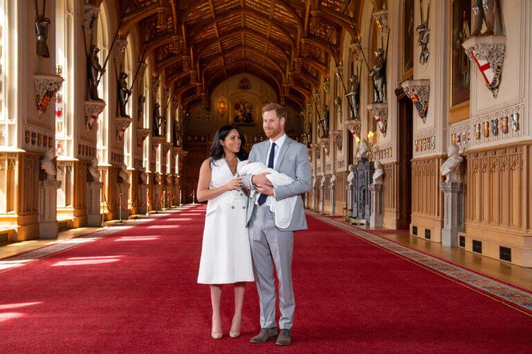 Στα ύψη η αναζήτηση κατοικιών στο Ουίνδσορ λόγω του νέου βασιλικού μωρού