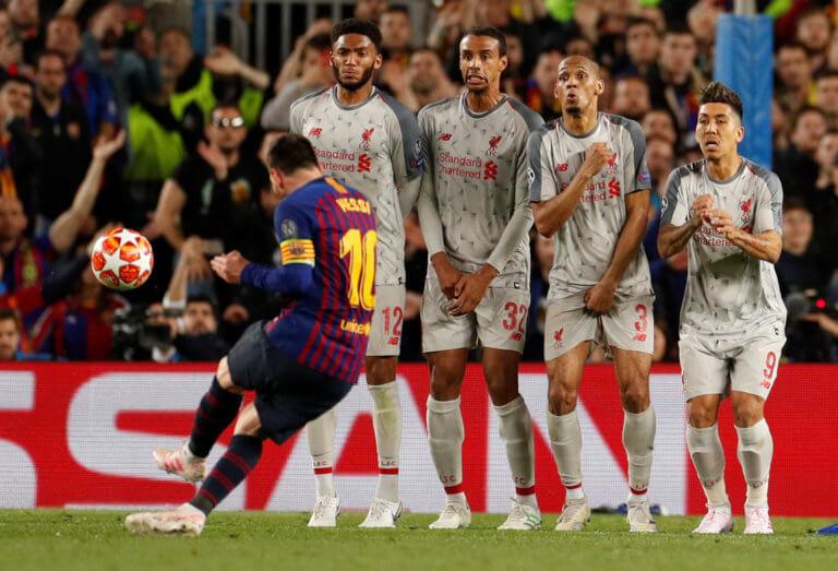 Μπαρτσελόνα – Λίβερπουλ 3-0 ΤΕΛΙΚΟ – Ξεκάθαρο προβάδισμα για τους Καταλανούς