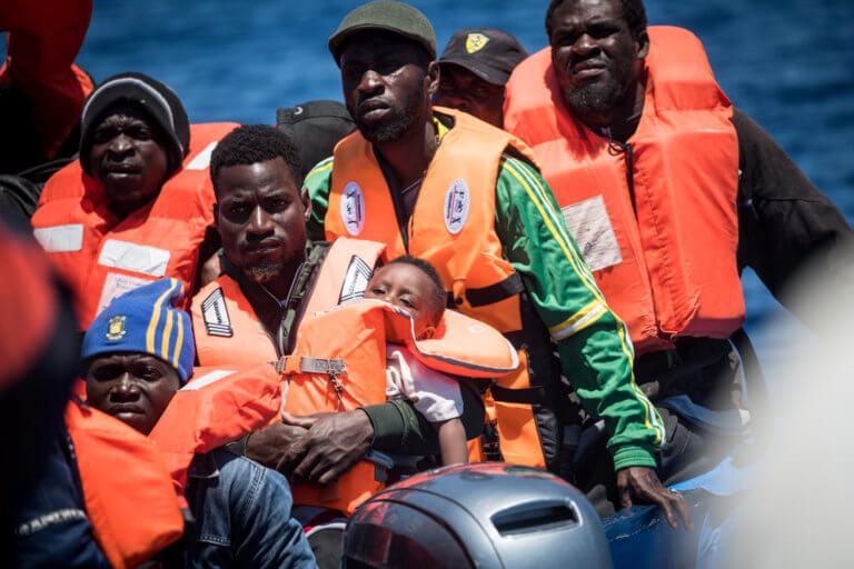 H Γερμανία θα υποδέχεται το 25% των μεταναστών που διασώζονται ανοιχτά της Ιταλίας