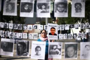 Μεξικό: Διαδήλωσαν μητέρες για τα εξαφανισμένα τους παιδιά [pics]