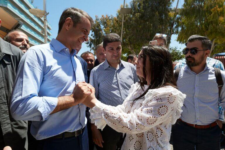 Μητσοτάκης από Κρήτη: «Θα μειώσουμε φόρους και τον ΦΠΑ σε όλα τα προϊόντα εστίασης»!