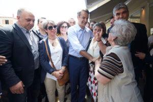 Μητσοτάκης από την Καλαμπάκα: Οι πολίτες έχουν κρίνει τα πεπραγμένα του Τσίπρα
