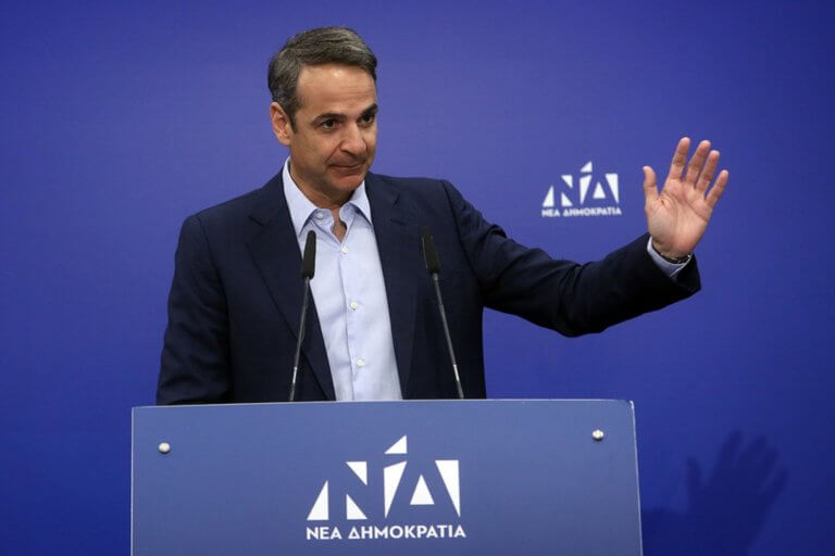 Μητσοτάκης: «Κόμμα της κρίσης και μιας χρήσης ο ΣΥΡΙΖΑ – Καταδίκη του σημαίνει ψήφος στη ΝΔ»