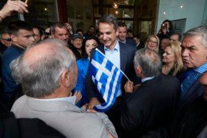 Μητσοτάκης: Επιμένω για την Ελλάδα της αξιοκρατίας και των ευκαιριών σε όλους