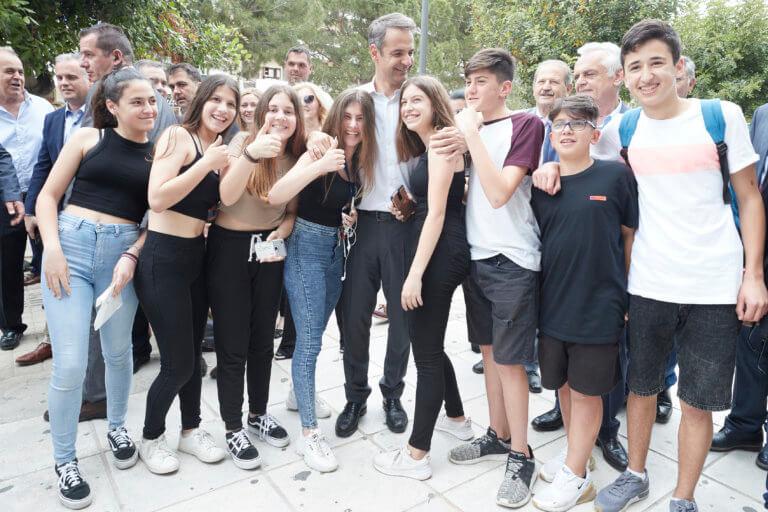 Ευρωεκλογές 2019: Μητσοτάκης: Ευθύνη μου είναι να ενώσω τον ελληνικό λαό, όχι να τον διχάσω
