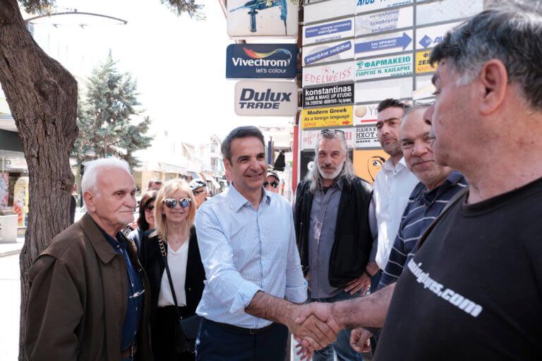 Μητσοτάκης: Ο Τσίπρας να απαντήσει στην πρόταση για το αφορολόγητο
