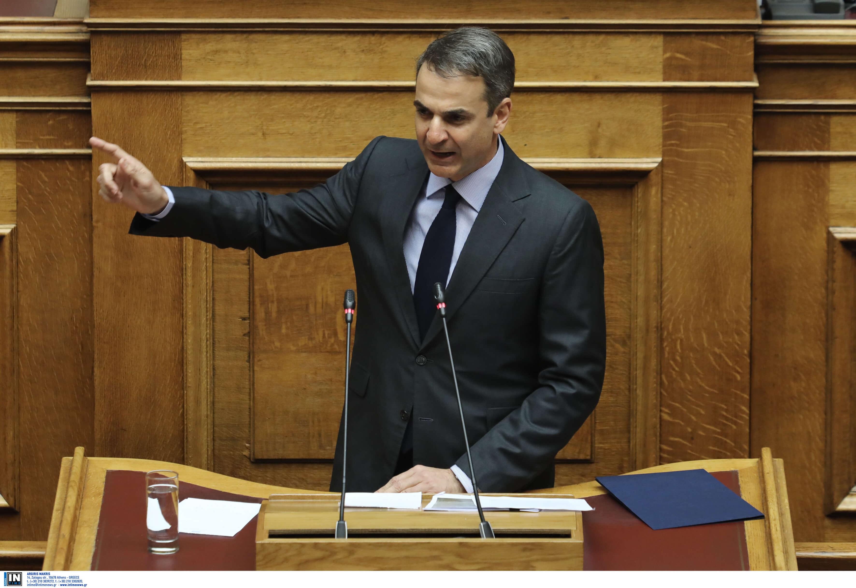 Φουλ επίθεση Μητσοτάκη σε Τσίπρα-ΣΥΡΙΖΑ! Τι θα πει στην Πολιτική Επιτροπή της ΝΔ