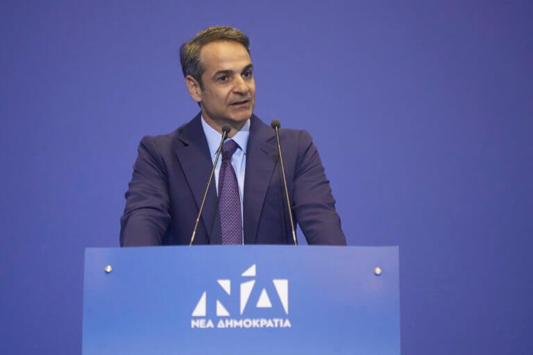 Εκλογές 2019 – Μητσοτάκης: «Με την Ελλάδα τον Πολάκηδων ή με την Ελλάδα των πολλών»;
