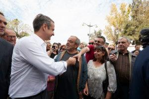 Εκλογές 2019 – Μητσοτάκης: Θα είμαι πρωθυπουργός όλων των Ελλήνων – Στην Κόρινθο με τη Μαρέβα
