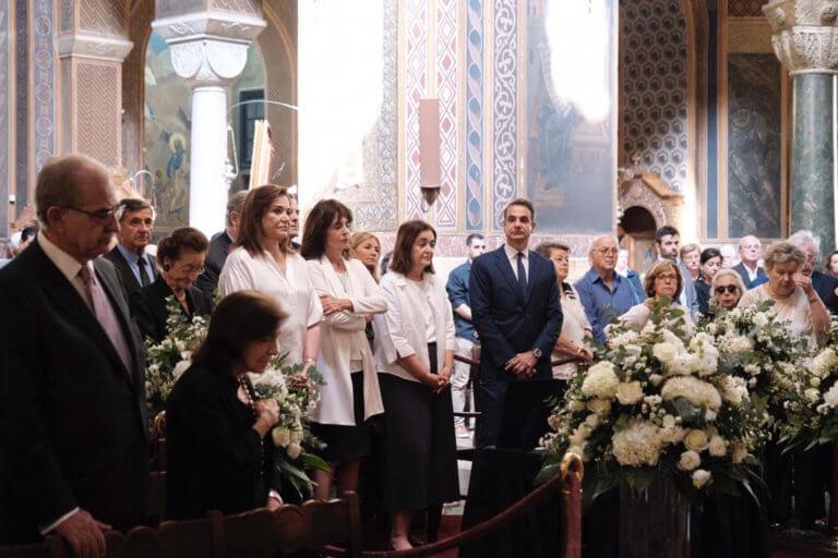 Μνημόσυνο για τον Κωνσταντίνο Μητσοτάκη μόνο με τα παιδιά και τους φίλους του