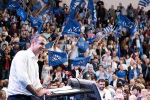Ευρωεκλογές 2019: Τι ζητάει από τους ψηφοφόρους ο Μητσοτάκης
