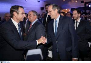 Ευρωεκλογές – Νέα Δημοκρατία: Καραμανλής και Σαμαράς… βγαίνουν μπροστά