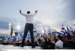 Εκλογές 2019: «Πατάει» την αυτοδυναμία ο Κυριάκος Μητσοτάκης και η ΝΔ